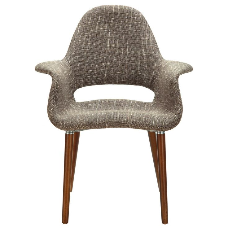 Mid Century Modern Arm Chair Light Gray279 best Mod Home seating images on Pinterest   Chairs  Lounge  . Eames Saarinen Replica Organic Chair Perth. Home Design Ideas