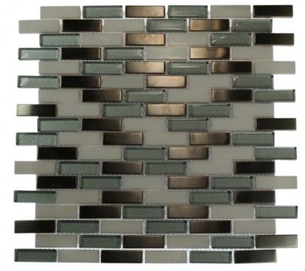 alloy polar winds brick pattern for inset