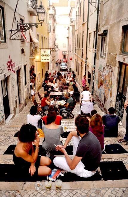 Lisboa, Barrio Alto