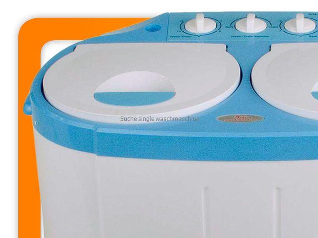 Suche single waschmaschine