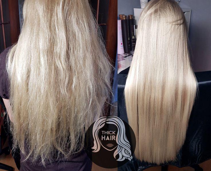 Кератиновое выпрямление + ботокс Honma Tokyo и полировка волос