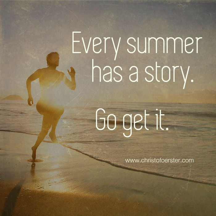 Every summer has a story. Powered by www.christofoerster.com #motivation #success #erfolg #summer #sommer #goodlife #riodejaneiro #worldcup #brazil2014 #goals #outdoors #outdoor #beach #beachlife #strand