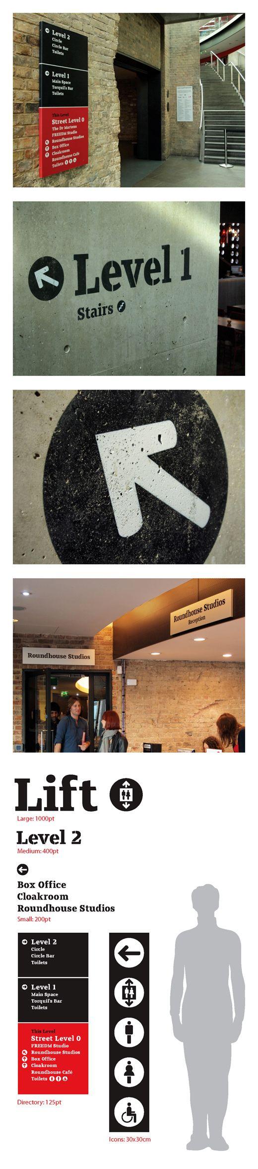 Wayfinding / Roundhouse