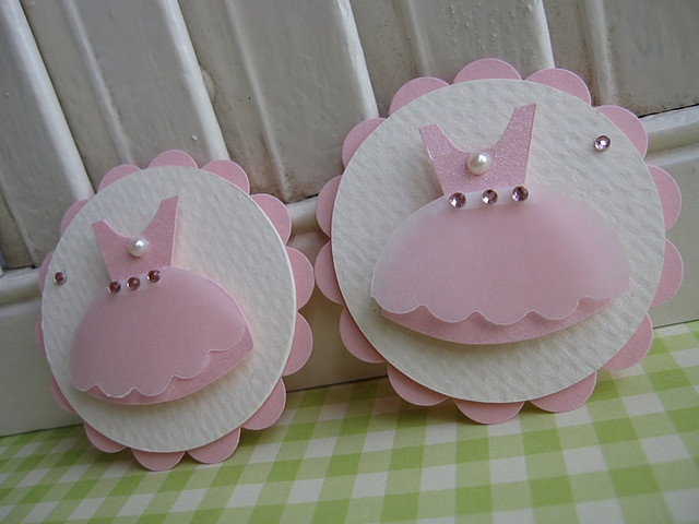 Sweet Pink Baby Dress