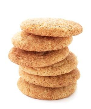 Snickerdoodles | One bite of these chewy cinnamon cookies will take you right back to childhood.