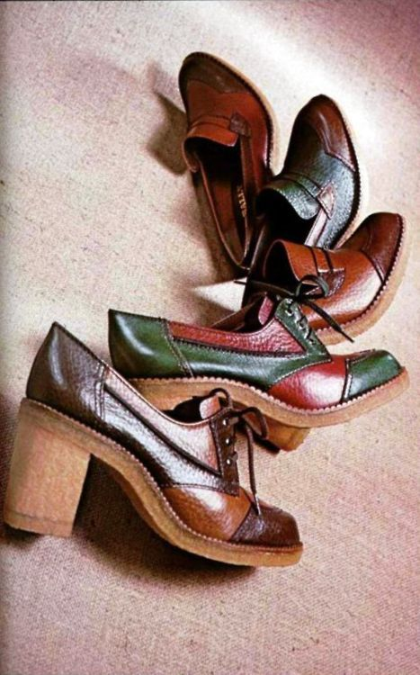 Those mid-70s shoes