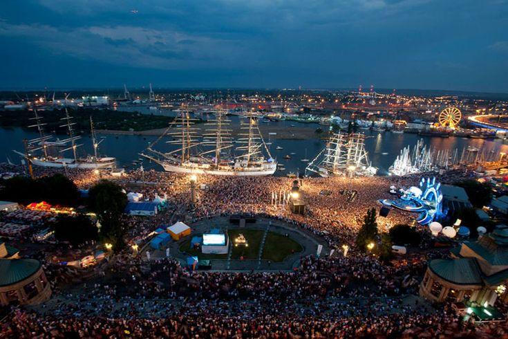 Cum a fost finala The Tall Ships Races 2013