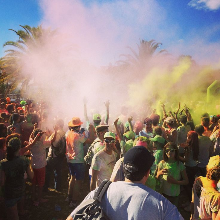 Color Day #agitagueda #agitagueda2014 #colorday