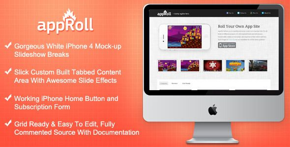 AppRoll - Roll Your Own App Site