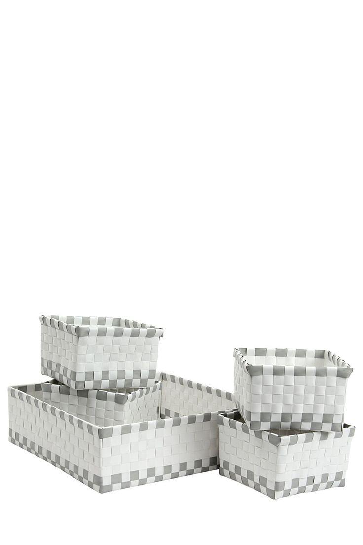4 Compartment Utility Basket