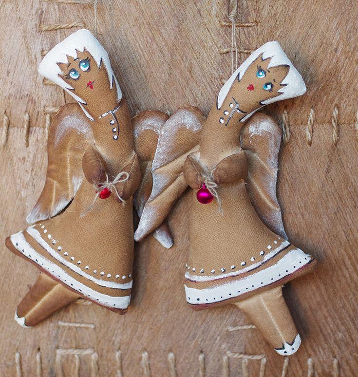 Кофейные сказки: ангелочки