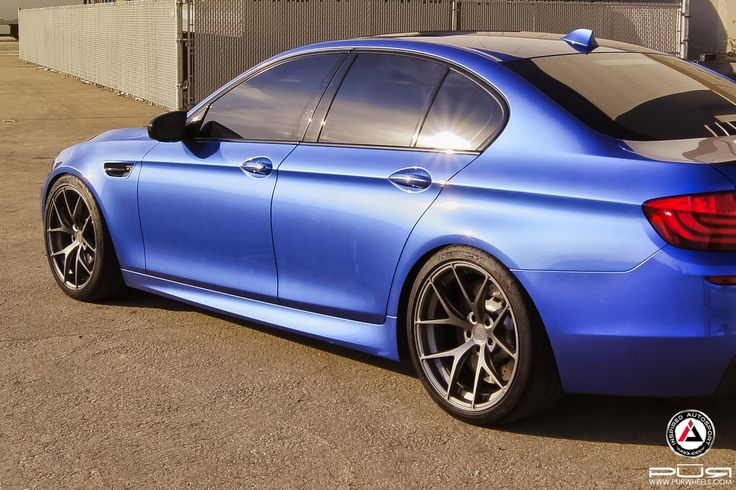 bmw m5 | BMW F10 M5 On 4OUR By PUR Wheels | superveloce12