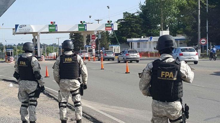 #La FPA desarticuló una gran red de narcomenudeo en Cruz del Eje - El Diario de Carlos Paz: El Diario de Carlos Paz La FPA desarticuló una…