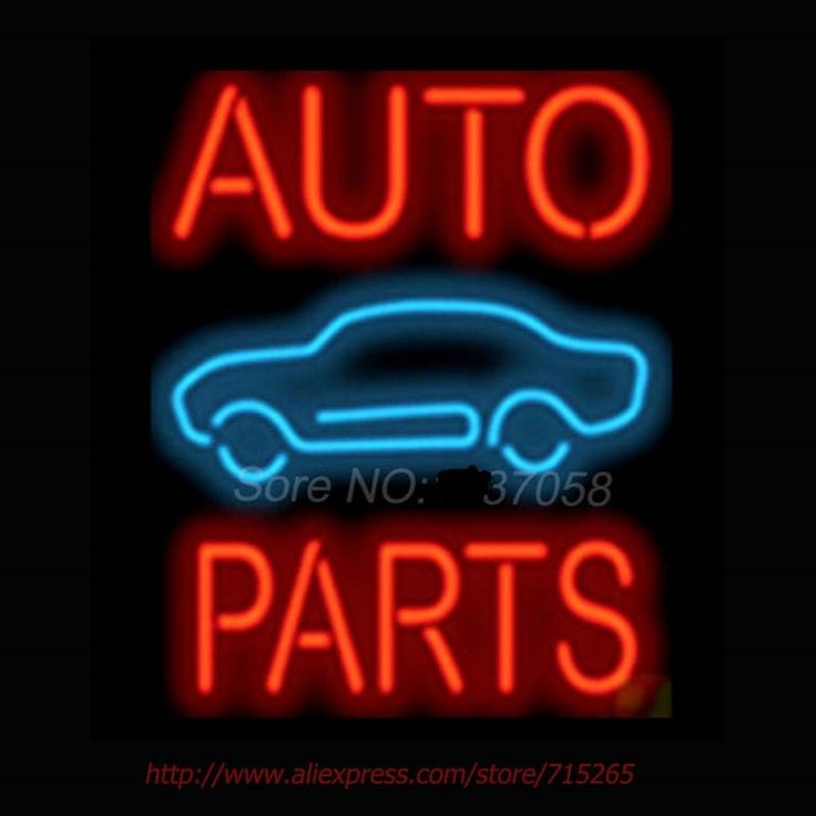 105.47$  Buy here - http://ali0ca.worldwells.pw/go.php?t=32610790160 - Neon Sign Car Auto Parts Automotive Neon Bulbs Glass Tubes Lamp Custom Design Handicrafted Recreation Room Advertise Neon 17x14 105.47$