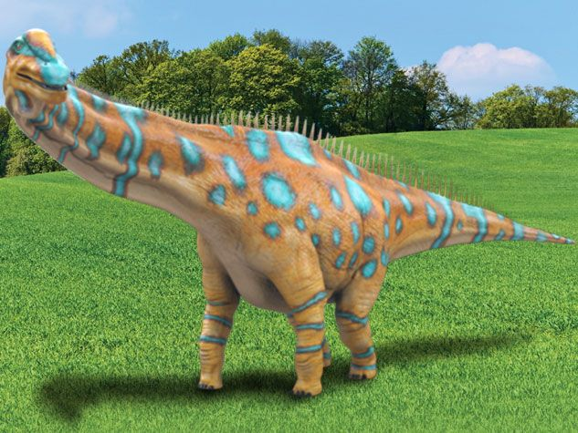 The diplodocus is one of the many dinosaurs you can meet - Dinosaure diplodocus ...