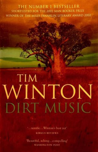 Dirt-Music-by-Tim-Winton-FREE-AUS-POST-very-good-used-condition-used-paperback