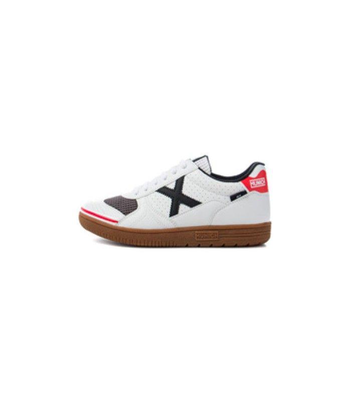 Zapatos blancos MUNICH para hombre T3ipLHop