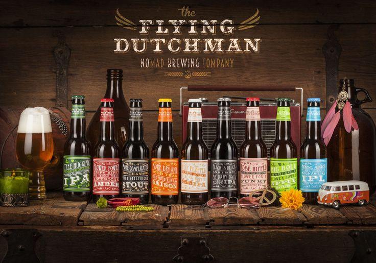 Bierbrouwer The Flying Dutchman keert terug naar Nederland.#beer #craftbeer #TheFlyingDutchmanNomad