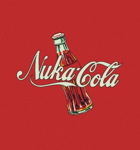 Nuka-Cola T-Shirt - Fallout T-Shirt