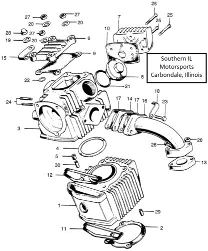 Diagram Honda Ct90