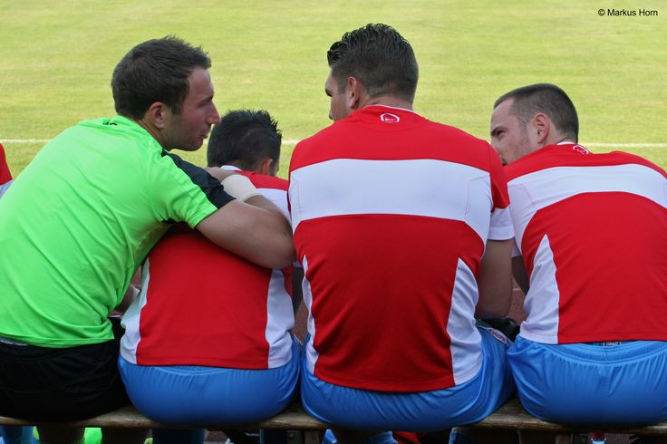 Kickers Offenbach - Rot-Weiss Essen 1:1, 23.7.2014, Obertshausen #OFC #Kickers #Offenbach #RWE