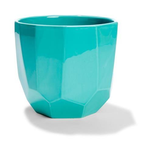Geometric Pot Mint | Kmart