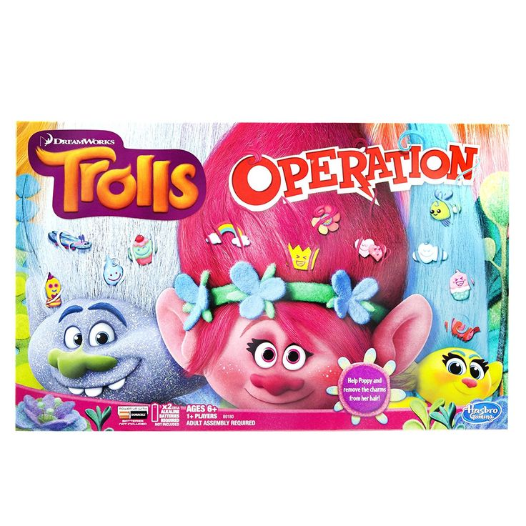 Family Game Time! Get the Trolls Operation Board Game is ONLY $10.99 (was $21.99)! Your girls will love playing this game with the family!  Click the link below to get all of the details ► http://www.thecouponingcouple.com/trolls-operation-board-game/ #Coupons #Couponing #CouponCommunity  Visit us at http://www.thecouponingcouple.com for more great posts!