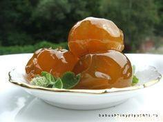 Прозрачное варенье из яблок - такое вкусное и красивое, что ел бы и ел - Простые рецепты Овкусе.ру