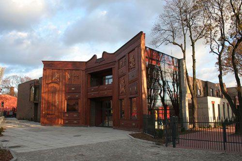 Baj Pomorski Theatre – Torun, Poland