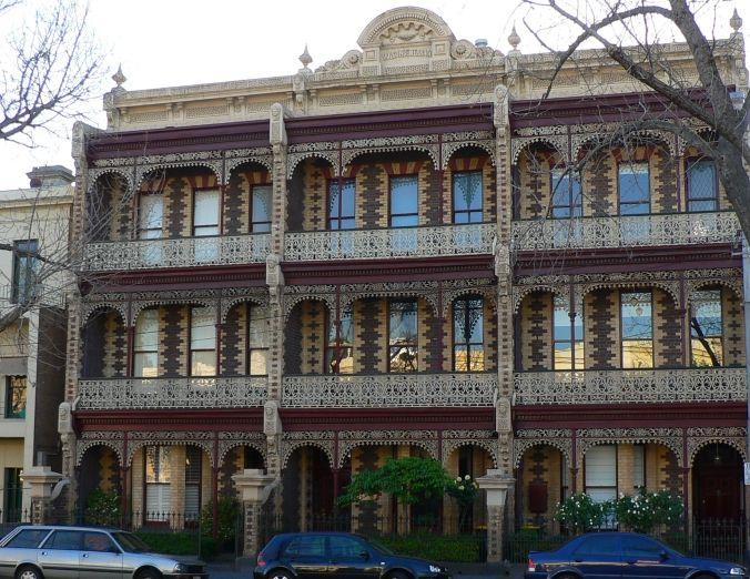 Holcombe Terrace Carlton - Google Search