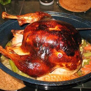 How to Brine and Roast a Turkey-Z