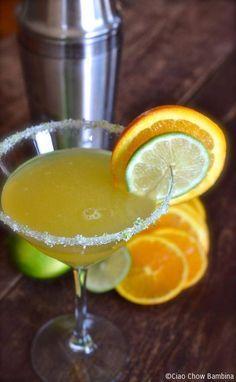'Vodka' Margarita