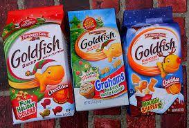 Pepperidge Farm Goldfish Seasonal crackers printable!