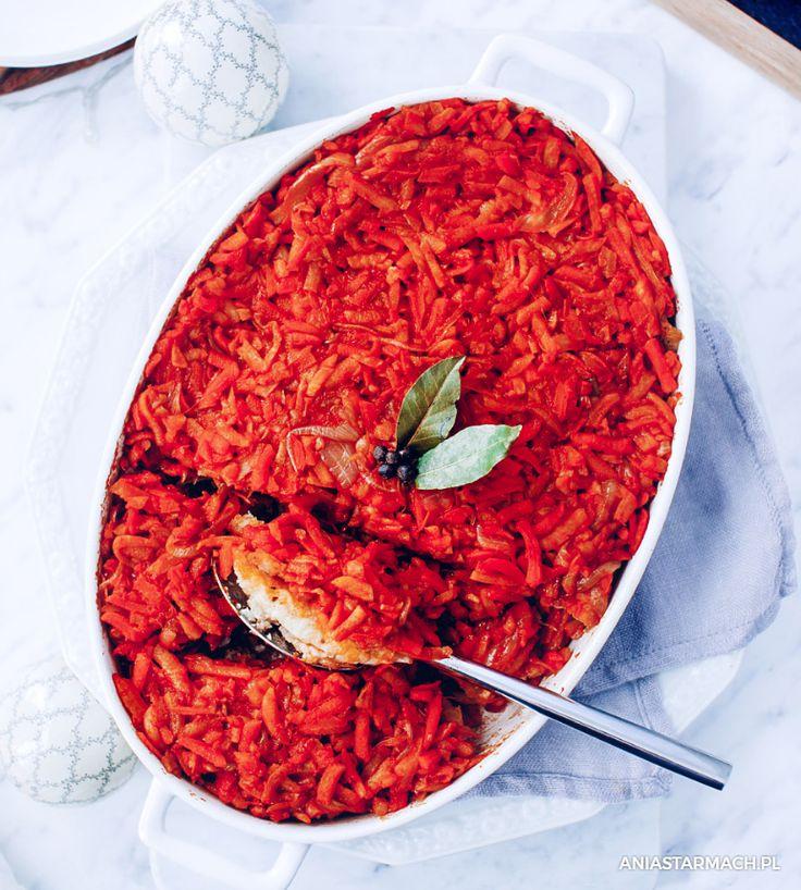 Soczysta ryba w towarzystwie duszonych warzyw to klasyka polskiej kuchni! Ryba po grecku jest idealna na świąteczny stół :) – Ania Starmach