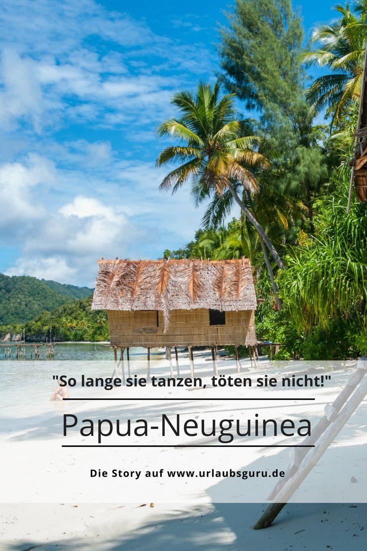 In Papua-Neuguinea sind viele Teile des Landes noch komplett unberührt: der Dschungel ist dicht, Männer gehen mit Speeren auf Jagd, Menschen leben in Hütten aus Palmenblättern. Hier wartet eine richtige Expedition auf euch …