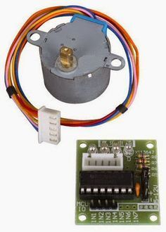 Tutorial Arduino: Motor paso a paso con un módulo ULN2003 # #arduino #diy #tutorial