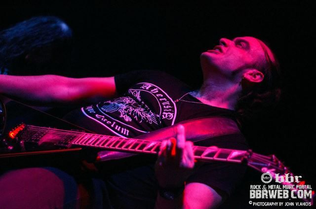 Photo Report: AHERUSIA @ Second Skin (02/04/17)