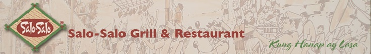 Salo-Salo Grill & Restaurant - Our Menu & Specialties
