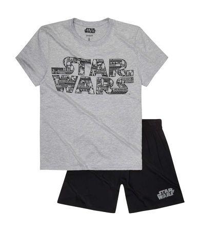 Star Wars-The Clone Wars Short Sleeve Pyjama black