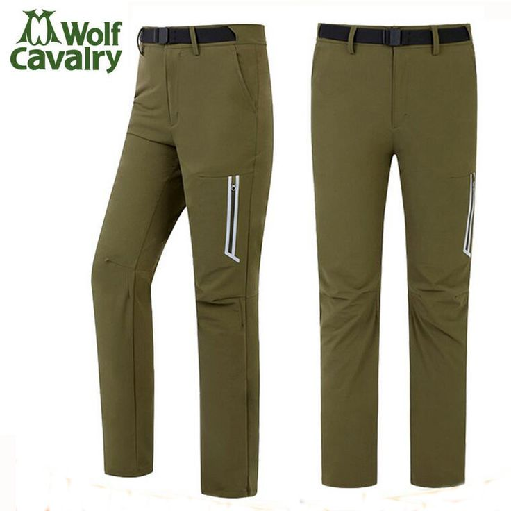 Camping summer pants men elastic quick dry outdoors clothes men's waterproof hiking pants for tourism hunting trousers