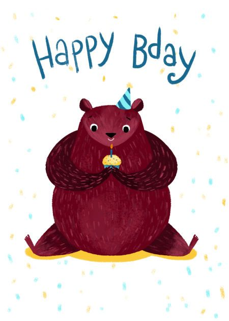 Giovana Medeiros - Bear_birthday_giovanam