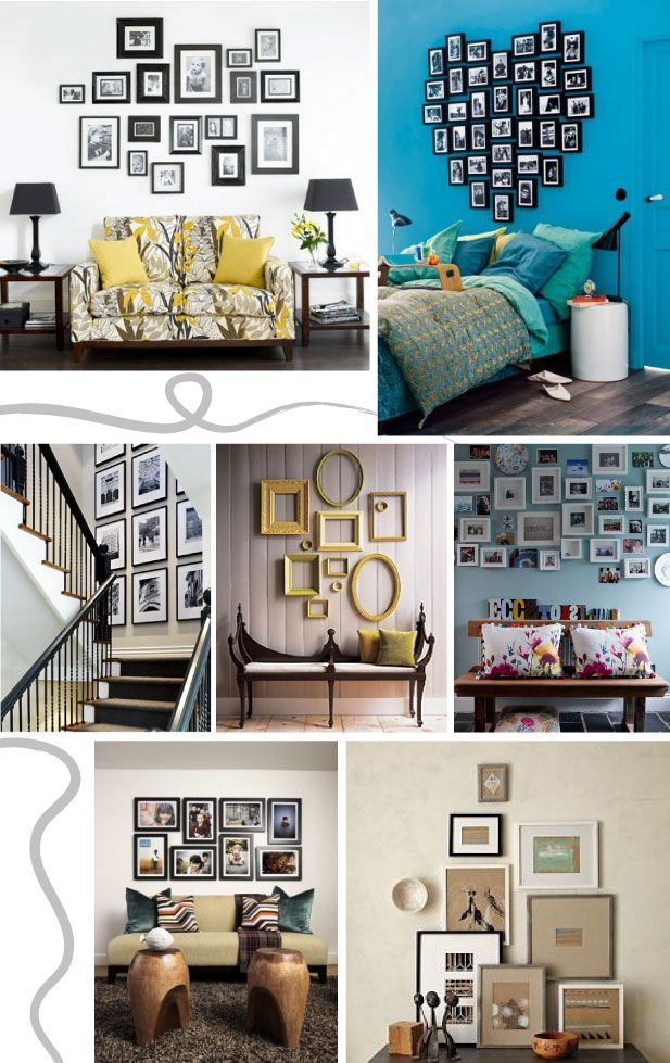 Check out our Yay or Nay: Picture Frame Decorating post!