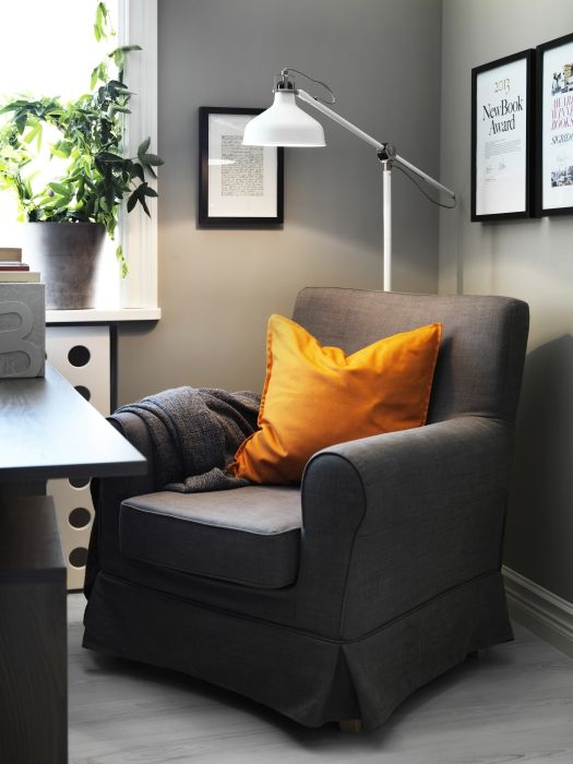 Sit comfortably for years. EKTORP JENNYLUND has a range of coordinated covers, making it easy for you to give your furniture a new look.