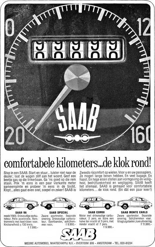 SAAB 1966