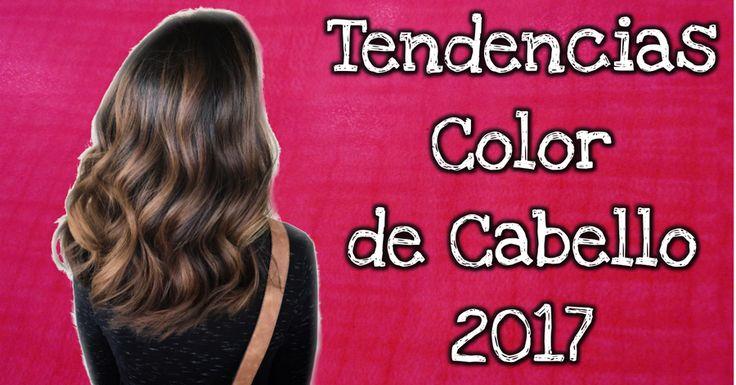 Descubre los colores que causarán sensación para teñir tu cabello en 2017