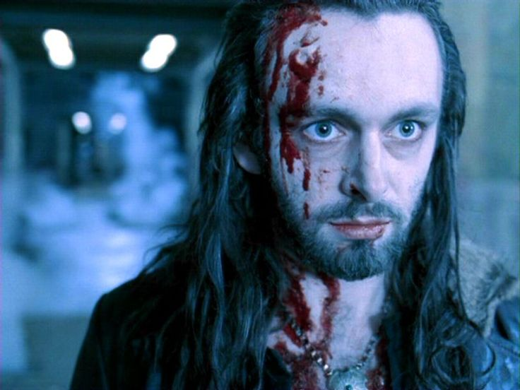 Micheal Sheen as Lucian in Underworld