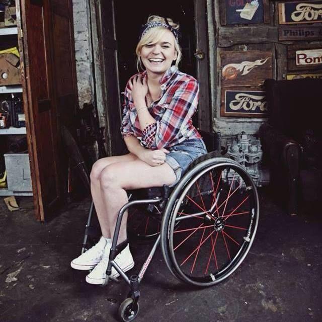 wheelchair woman sex movie