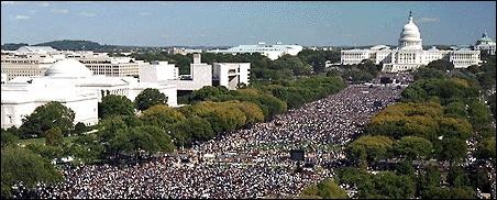Million Man March (Oct 1995)