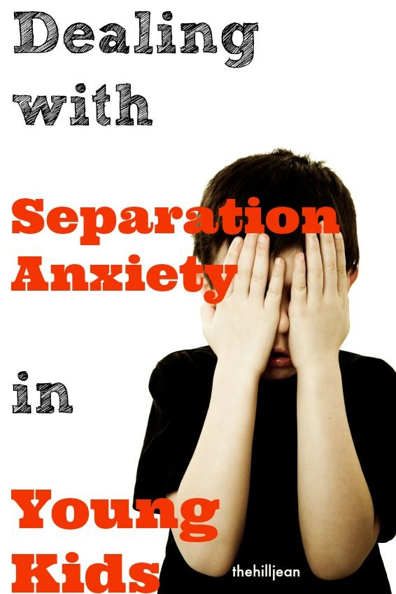 How I dealt with my daughter's separation anxiety, and some valuable things I learned along the way #parenting