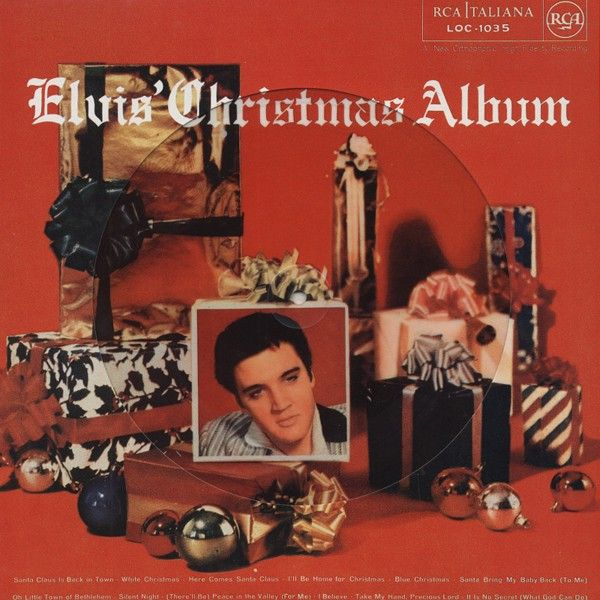 Here, the original Elvis' Christmas Album. Part rock, part blues and part distinctively Elvis, some say this is the only album from which fans can still get a glimpse into his early artistic inspiration.